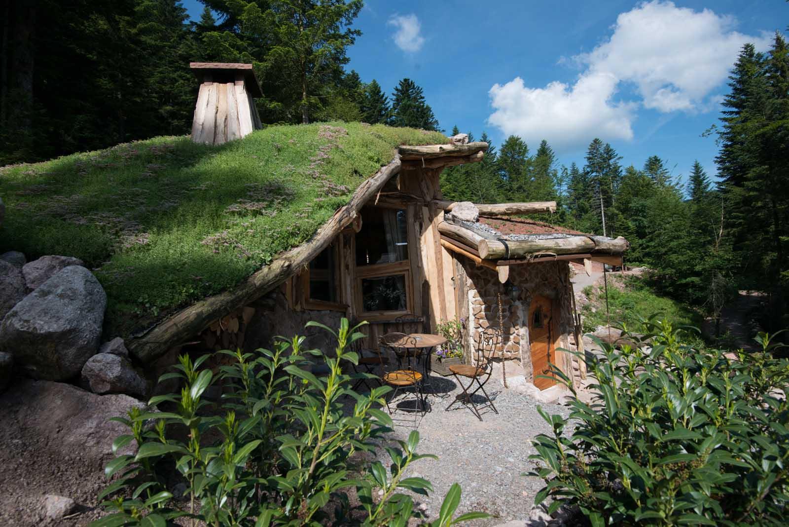 cabane hobbit france vosges maison location seigneur des anneaux