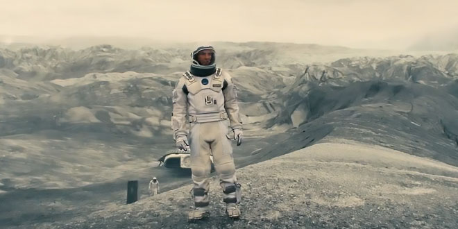 interstellar film christopher noal nouveau trailer bande annonce