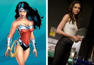 gal gadot wonder woman batman vs superman