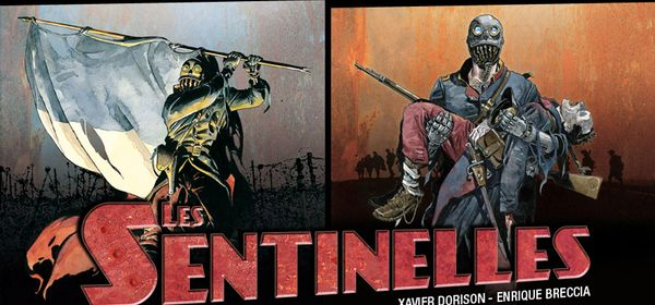 les sentinelles film cinema comics