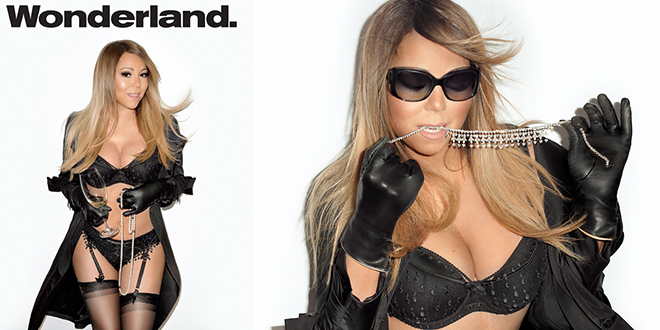 mariah carey wonderland