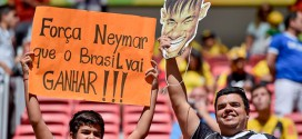 neymar masque
