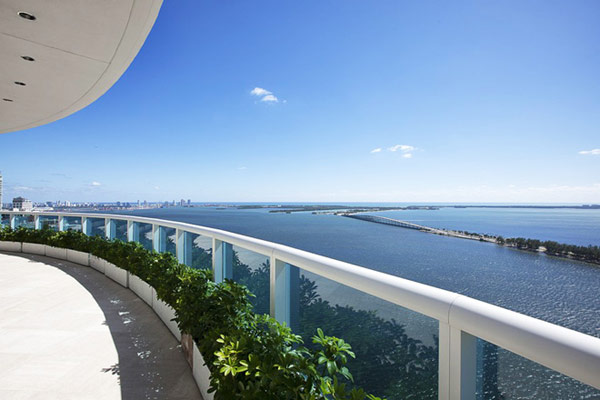 pharrell williams penthouse appartement miami floride vente vue imprenable