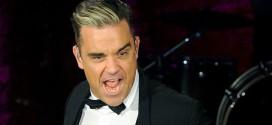 robbie williams casse le bras d'une fan lors d'un concert