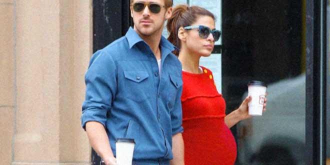 ryan gosling eva mendes enceinte