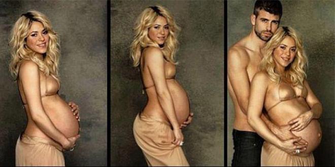 shakira enceinte de nouveau