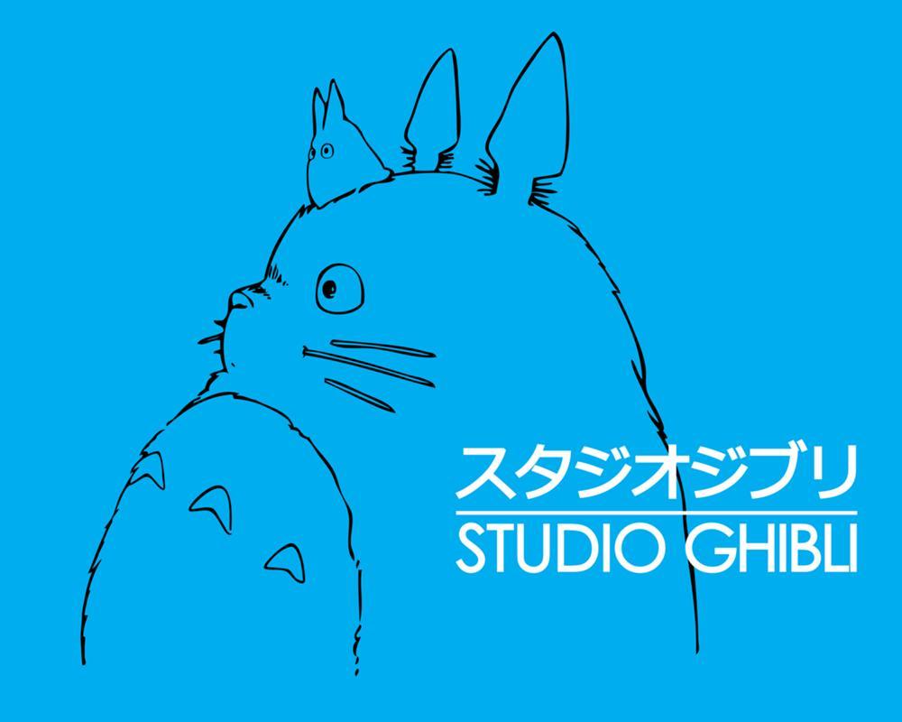 Séries à decouvrir - Page 2 1000px-Studio_Ghibli_Logo