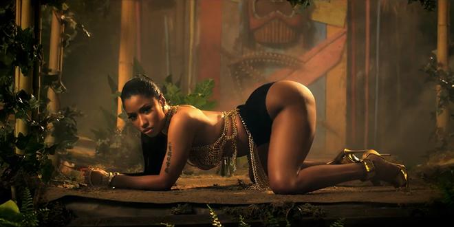 Nicki Minaj cover