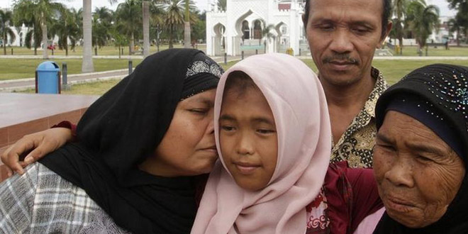 Raudhatul Jannah famille miracle