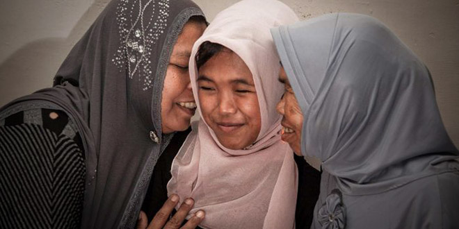 Raudhatul Jannah indonesie tsunami