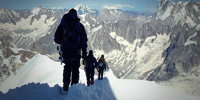 alpiniste mont blanc mort