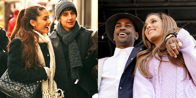 ariana grande big sean jai brooks