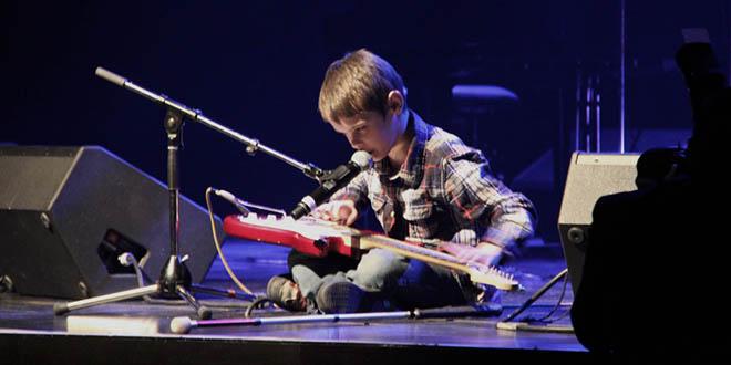 enfant guitare cover