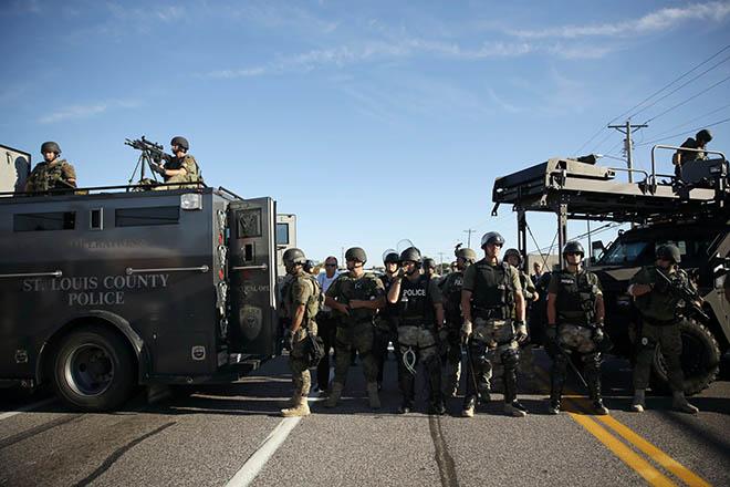 Police Missouri