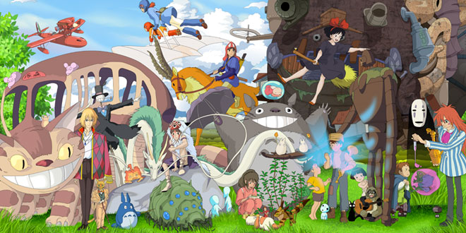ghibli arrete les films animation