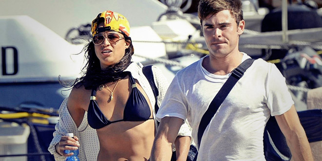 michelle rodriguez zac efron couple