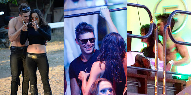michelle rodriguez zac efron en couple