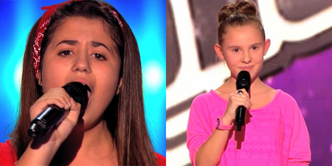 oceane charlie the voice kids