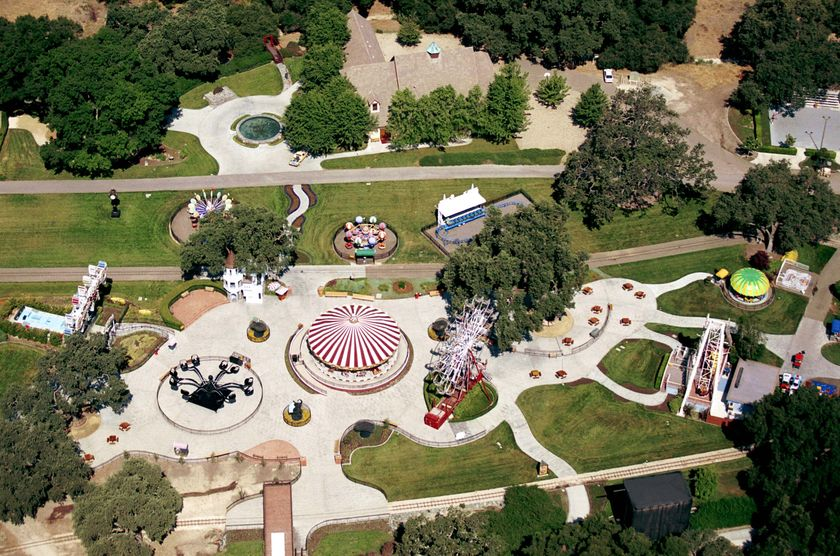 neverland ranch michael jackson à vendre