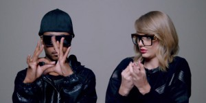 taylor swift clip lunettes