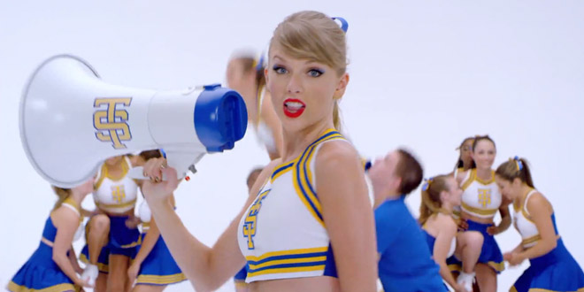 taylor swift pompomgirl