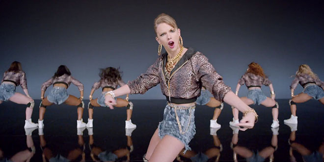taylor swift rnb clip shake it off