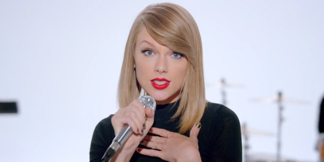 taylor swift single skake it off