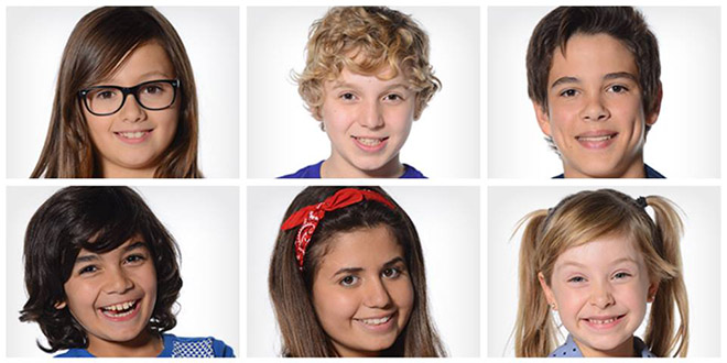 the voice kids candidats