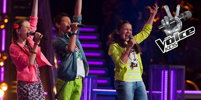 the voice kids enfants