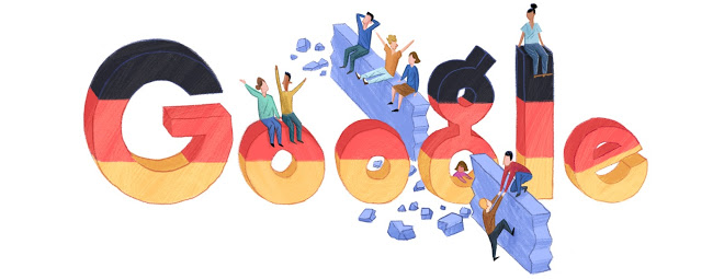 doodle reunification allemagne