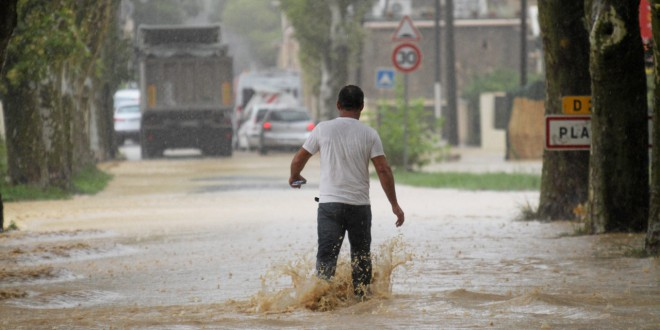 inondations herault meteo alerte rouge
