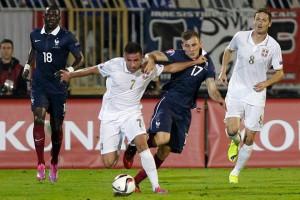 Digne-Serbie-France
