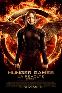 Hunger Games 3 film affiche