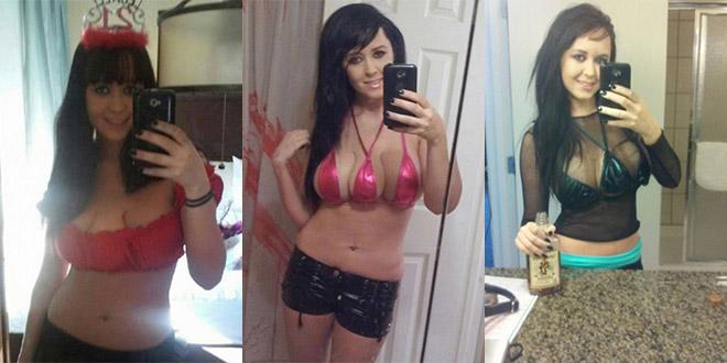 Jasmine Tridevil femme trois seins