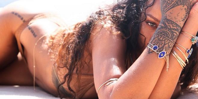 Rihanna sexy cover