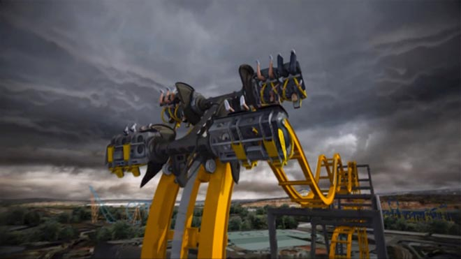 batman-4d-roller-coaster