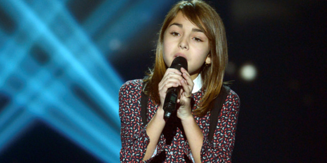 carla the voice kids