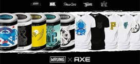 collab axe wrung cover