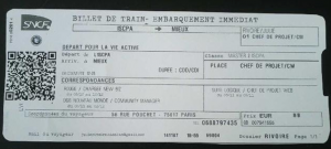 cv billet train julie rivoire