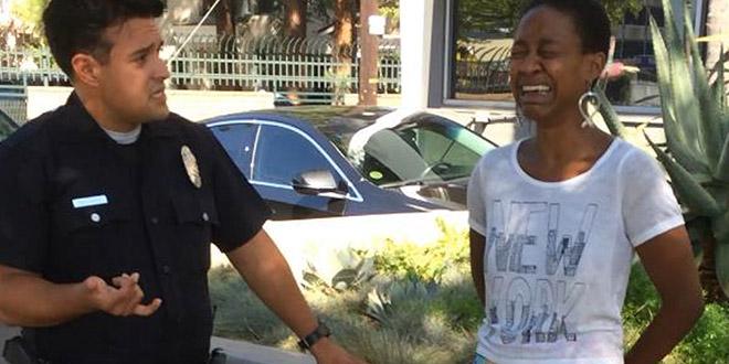 daniele watts django prostituee arretee police