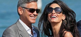 george clooney femme venice