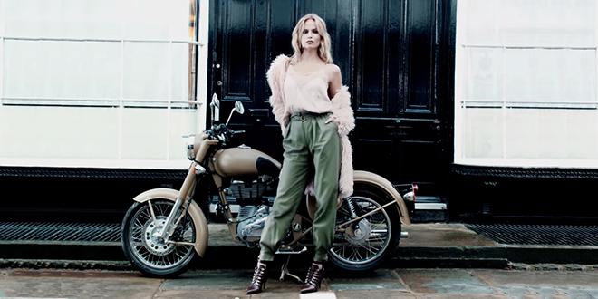h&m automne 2014 cover
