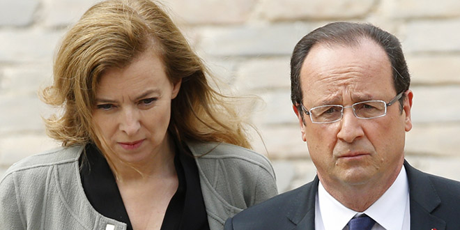 hollande valerie couple