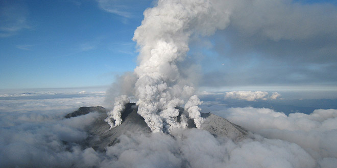 japon eruption volcan