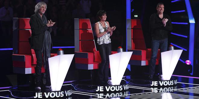 jury the voice kids