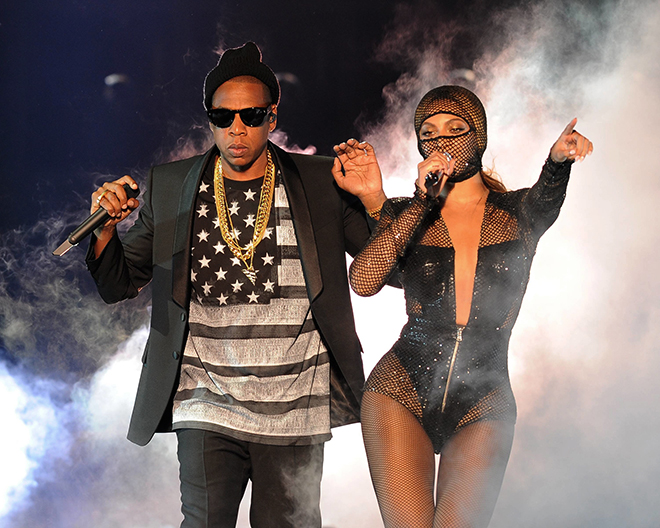 Beyonce & JAY Z - On The Run Tour - Miami