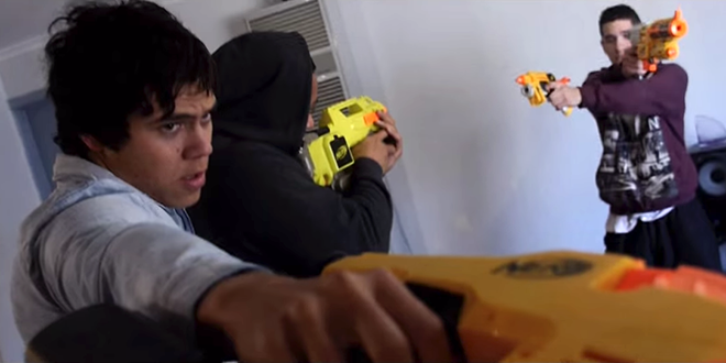 nerf war cover