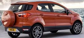 new ford ecosport voiture pub