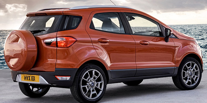 new ford ecosport voiture pub