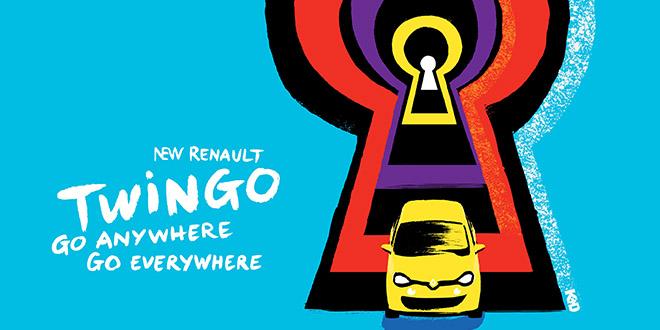 nouvelle renault twingo spot tv
